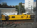Locomotives de travaux ex BB 66x00 SNCF